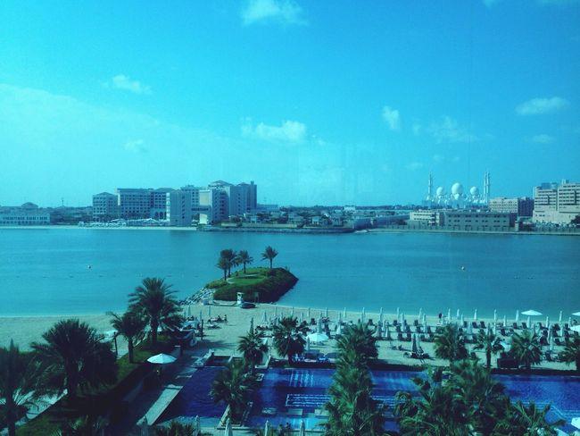 Abu Dhabi, love it ☺️