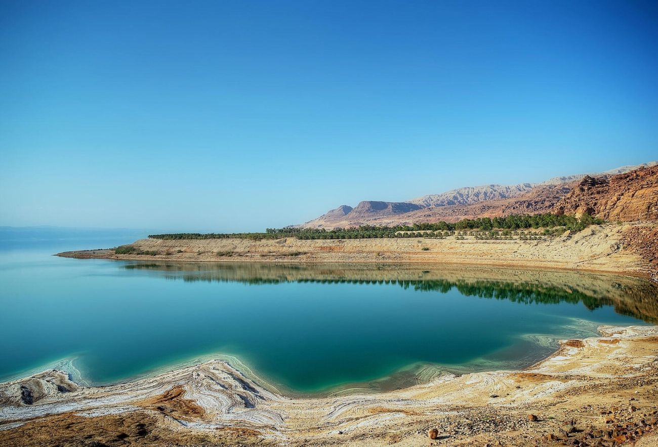 The dead sea in Jordan. Shot with the Canoneos1DX with 17-40mm and pola filter mount. Check This Out Nature BestEyeemShots First Eyeem Photo Bestoftheday Instagood Photooftheday Picoftheday Canonphotography Canon Outdoors Landscape Landscape_photography Deadsea Jordan