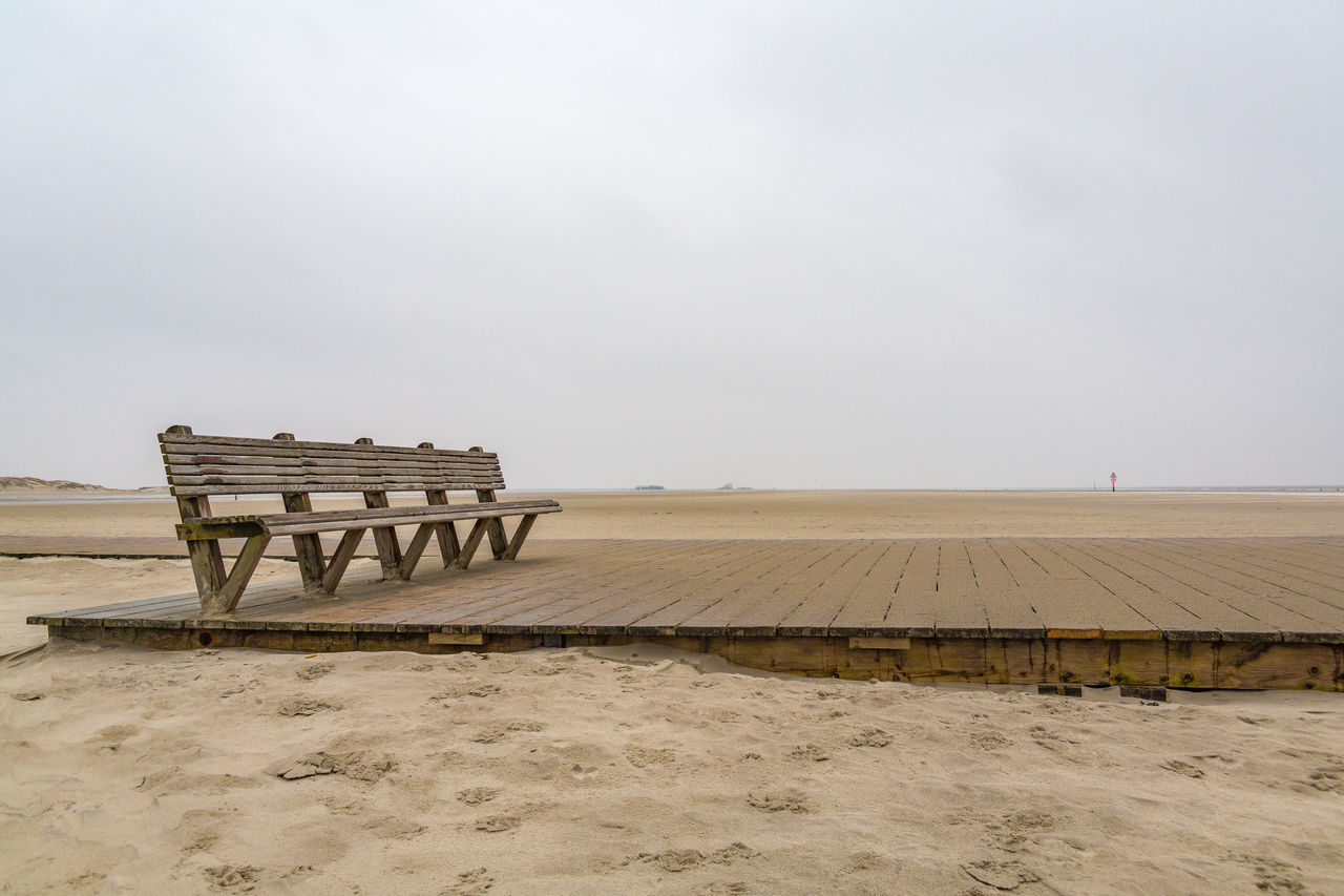 Beach Coastline No People Outdoors Sand Sea Seat At Beach Water