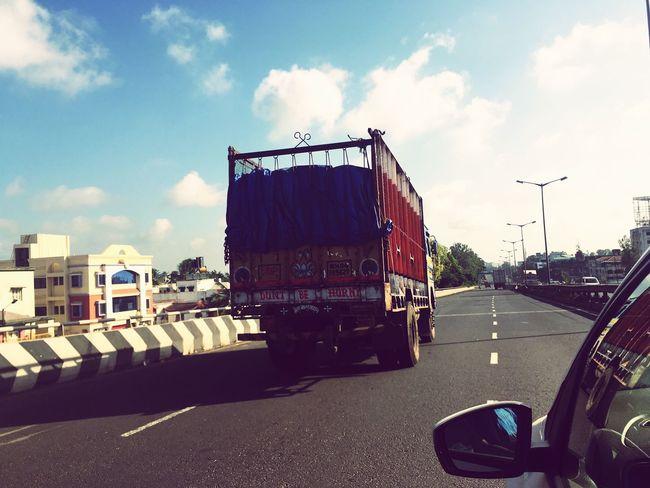 Funny Trucker's English Transportation