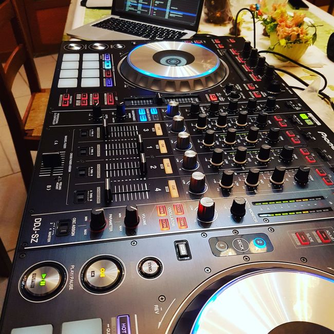 Let's have fun! Pioneerdj Ddj-sz