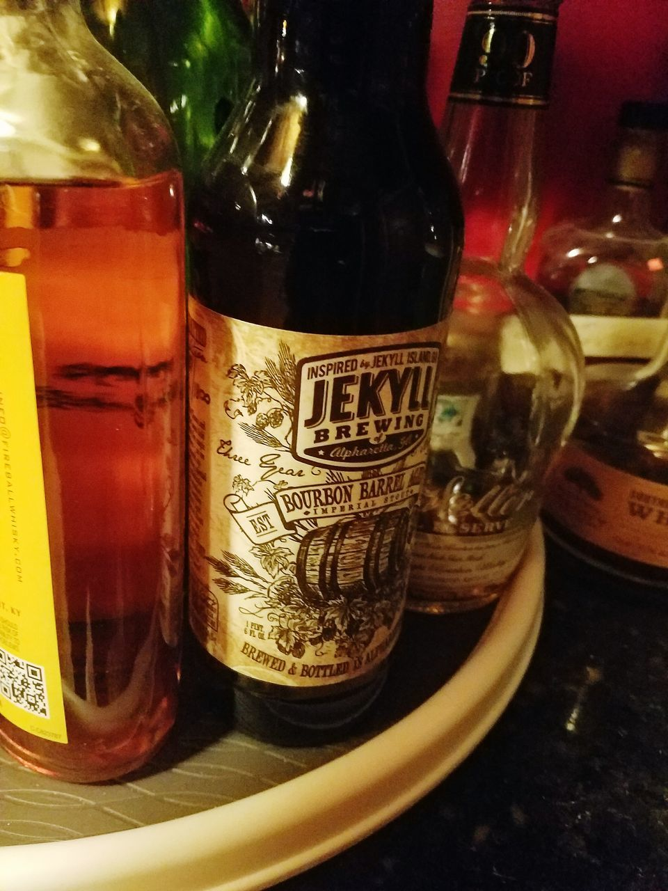 bottle, drink, alcohol, food and drink, refreshment, beer, table, alcoholic drink, text, drinking glass, indoors, no people, close-up, whiskey, wine, liquid, food, freshness, liqueur, day