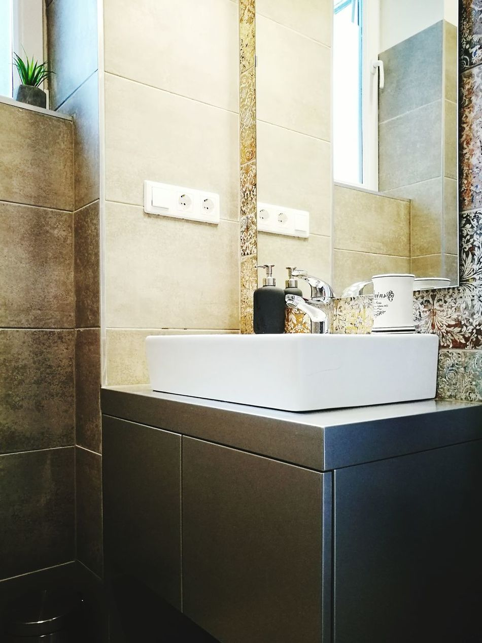 Sinks Mirror Metal Cabinet Barhroom