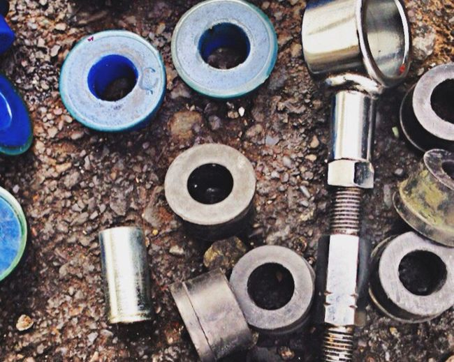 Classic Mini Car Parts Rubber Bush Steady Rod