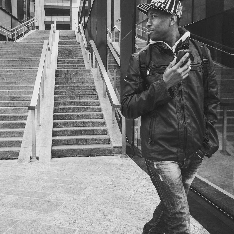 And there was this great instameet AMPt - Street NEM Submissions NEM Street NEM GoodKarma NEM Black&white B&W Portrait The Street Photographer - 2015 EyeEm Awards