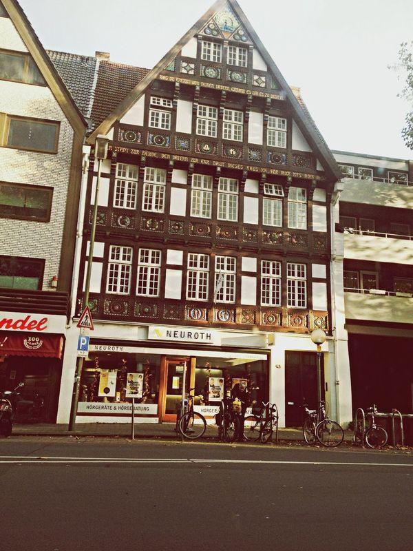 Osnabrück Altstadt Osnabrück