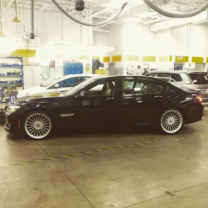 Bmw Alpina Luxury Beast