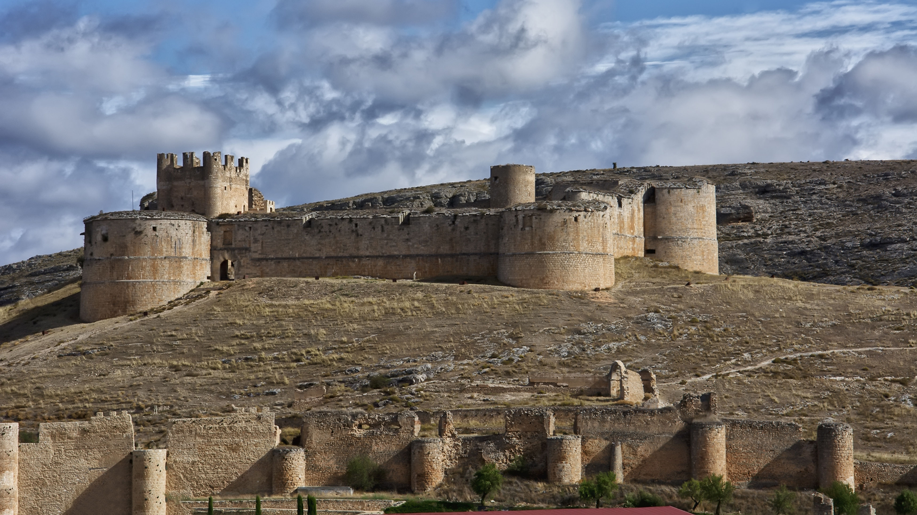 Architecture Berlanga Del Duero Castillo Castillo De Berlanga Del Duero Castle History