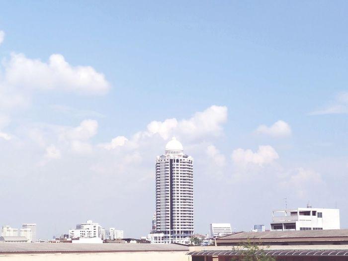 Sky And City Chaophraya Thailand
