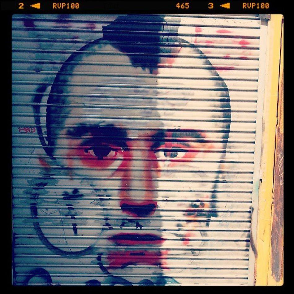 Taxi Driver TravisBickle Taxidriver Graffiti Streetart