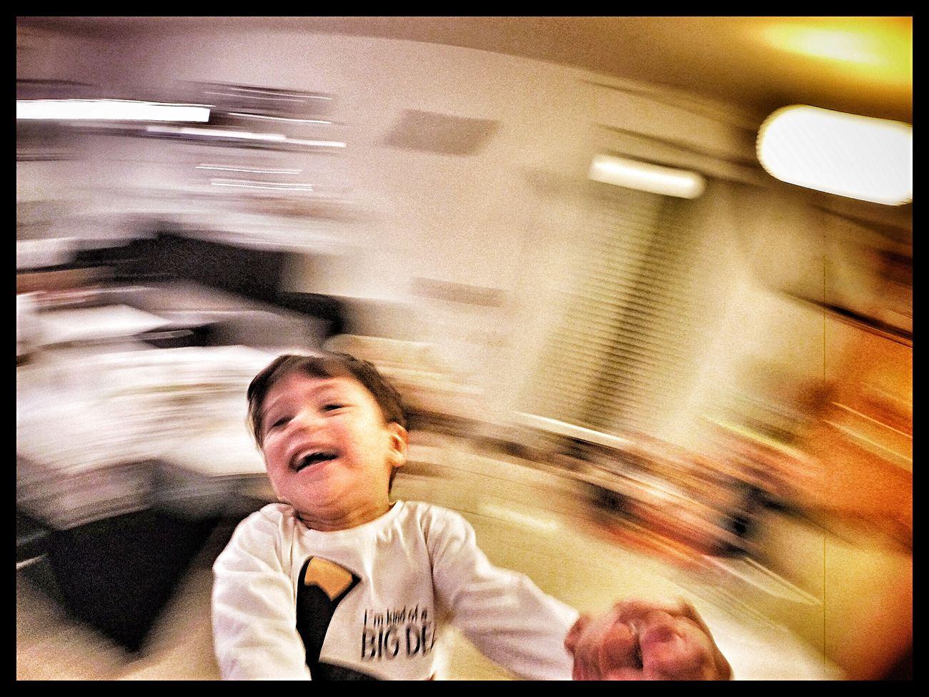 Vueltas y vueltas!! Vater & Sohn Father & Son Padre E Hijo Smile Kinder