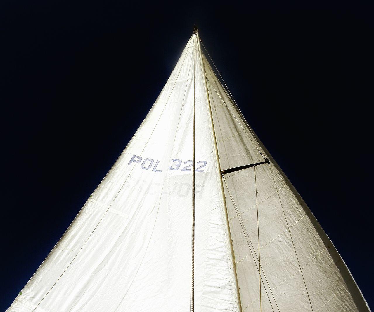 Yaht Jacht Sailing żeglowanie Relaxing Enjoying Life On Board Na Pokładzie żagiel Sail Minimal