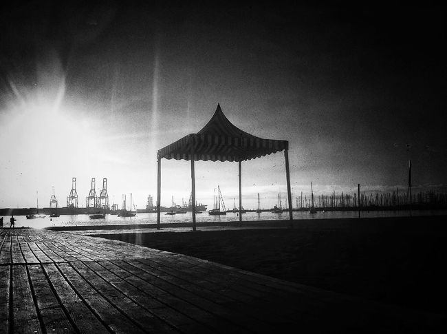 Las Palmas De Gran Canaria Bw_collection Blackandwhite Shootermag