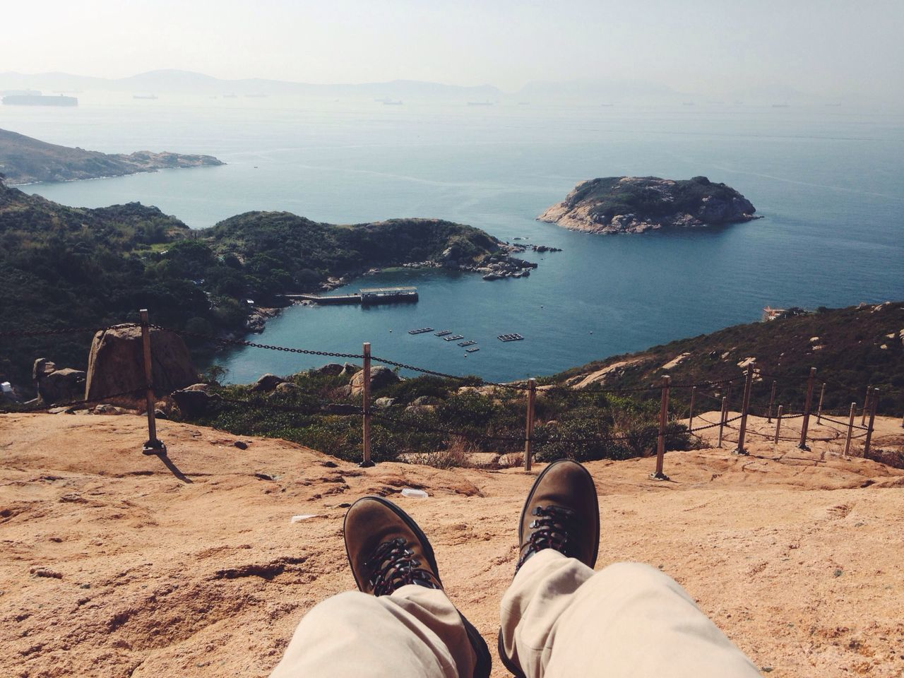 Fromwhereistand Hiking Landscape Hikingadventures Hong Kong Bay Area Sea And Sky Island Hopping