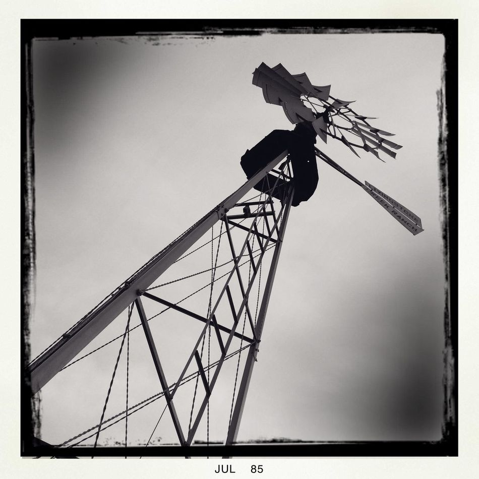 Windmill. Photo Of The Day Project 365 Photography Black And White