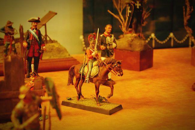 Miniture Military Cavalry