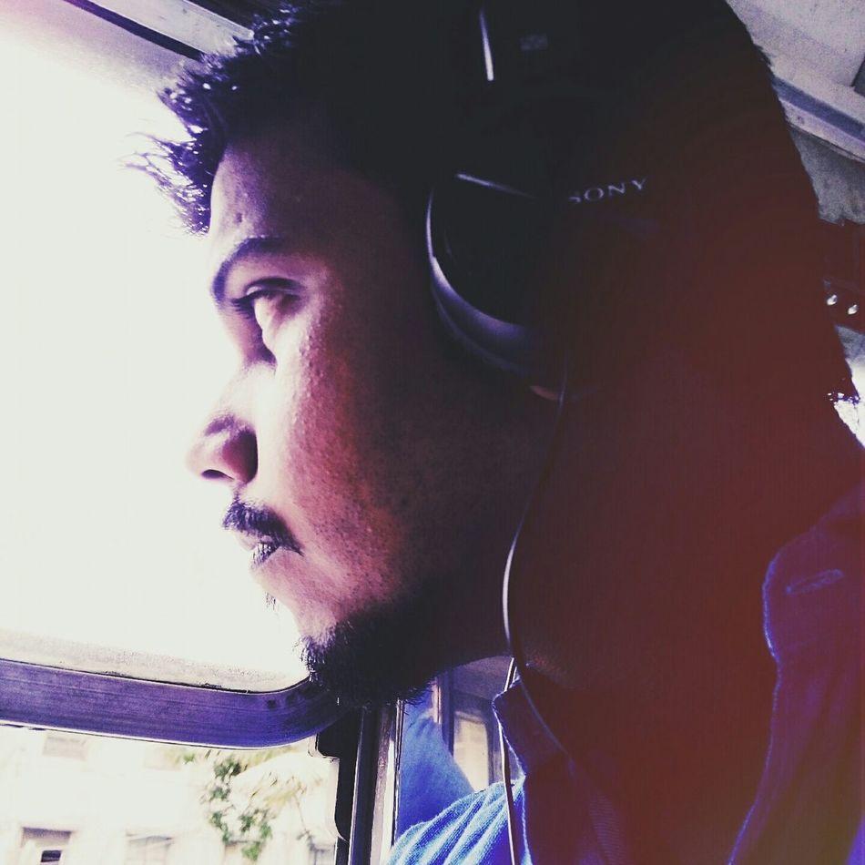 Traveling while listening to music Traveling Travel Fun. Music Life Songs Enjoying Enjoying Life Morning Enjoying The View