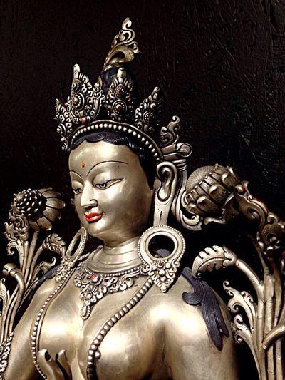 Asian Culture Tibet Tara Green Tara Sculpture Buddhism Buddhist Art Buddhist Statue Tibetan Buddhism Om Tare Tut Tare Ture Soha