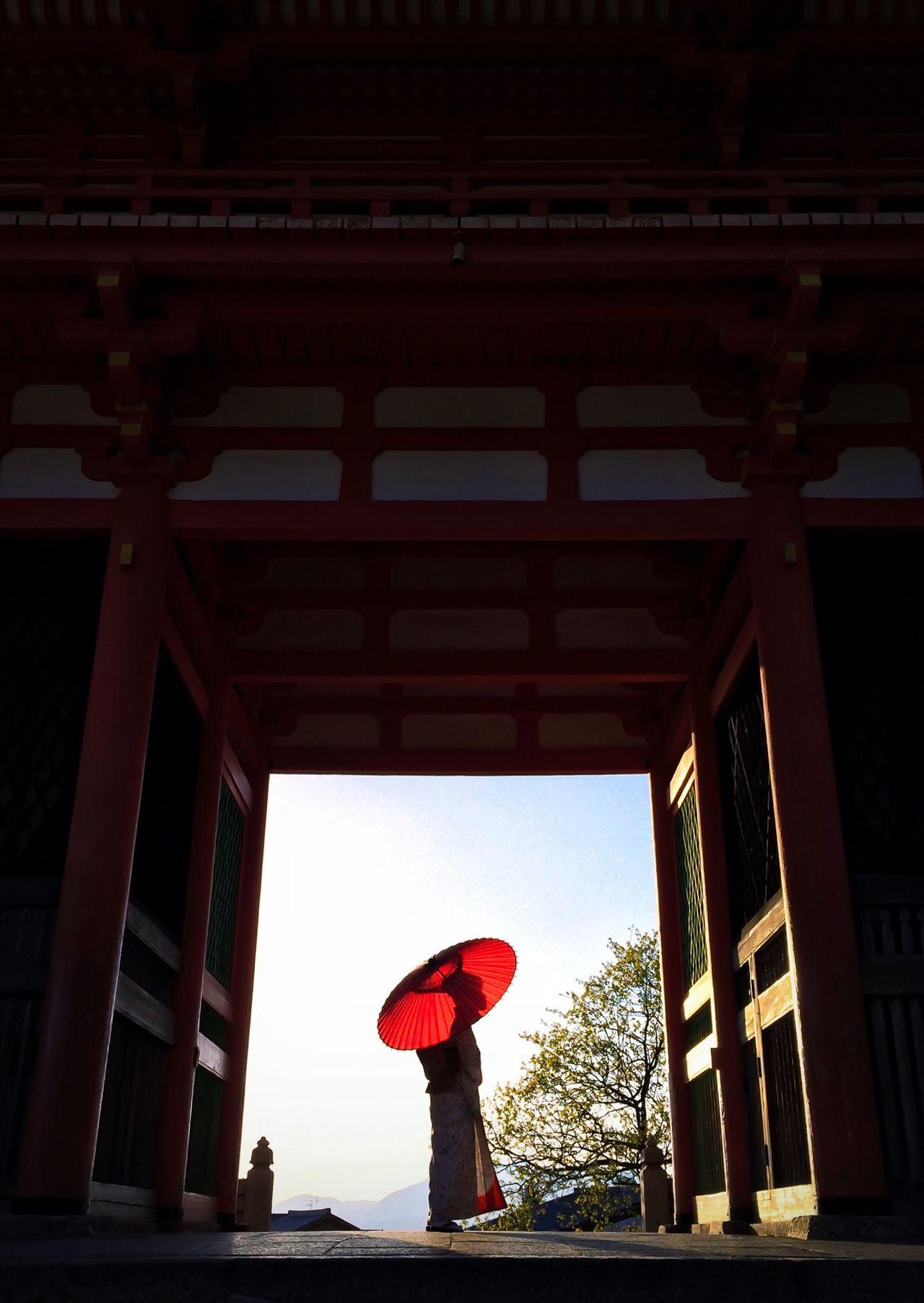 Beautiful stock photos of asia, Doorway, Entrance, Full Length, Holding