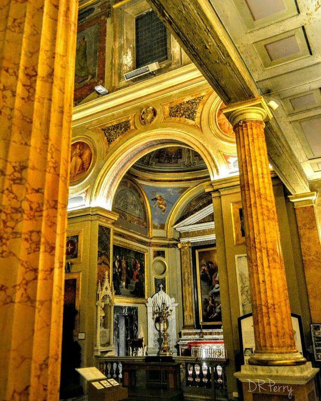 Chiesasanlorenzoinlucina Chiesa Church Rome Roma Italia Italy Lazio Piazzalorenzoinlucina Photobydperry Architecture Arches