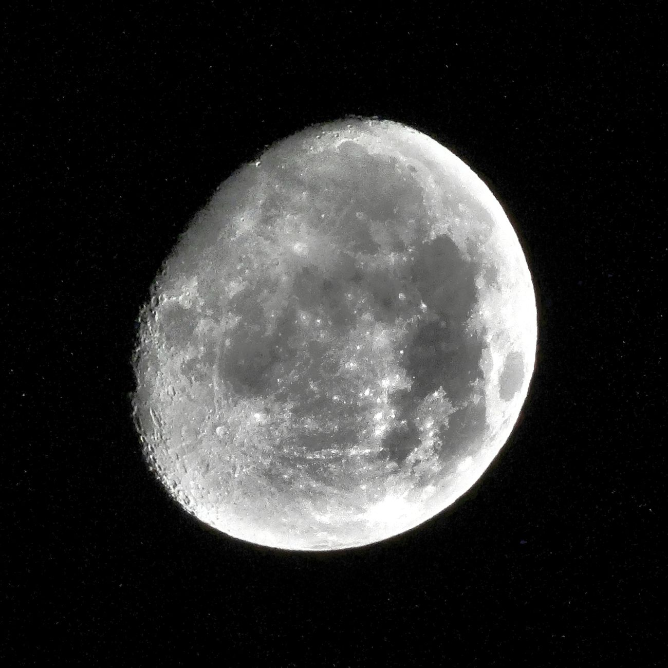 Took this photo of the moon a while ago. Photography Picture Moon Explore Photo Space Beautiful Photogrid Photographer Blackandwhite