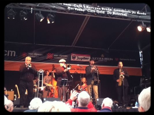jazzfestival at Breda by Samrymenants