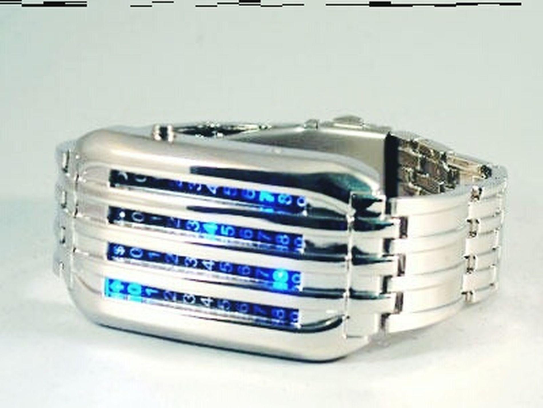 www.slick91.com LED Watch Menswear Jewelry Menstyle Wristwatch Unique My Unique Style Watches LedWatch