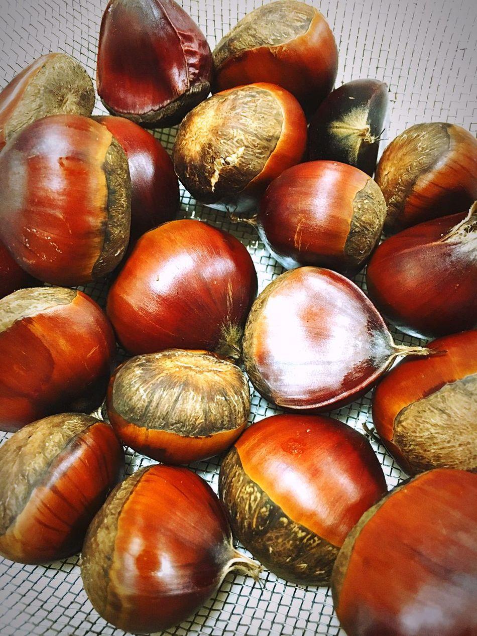 栗 無農薬 秋 美味しい オーガニック マクロビ 毎年恒例 自然の力
