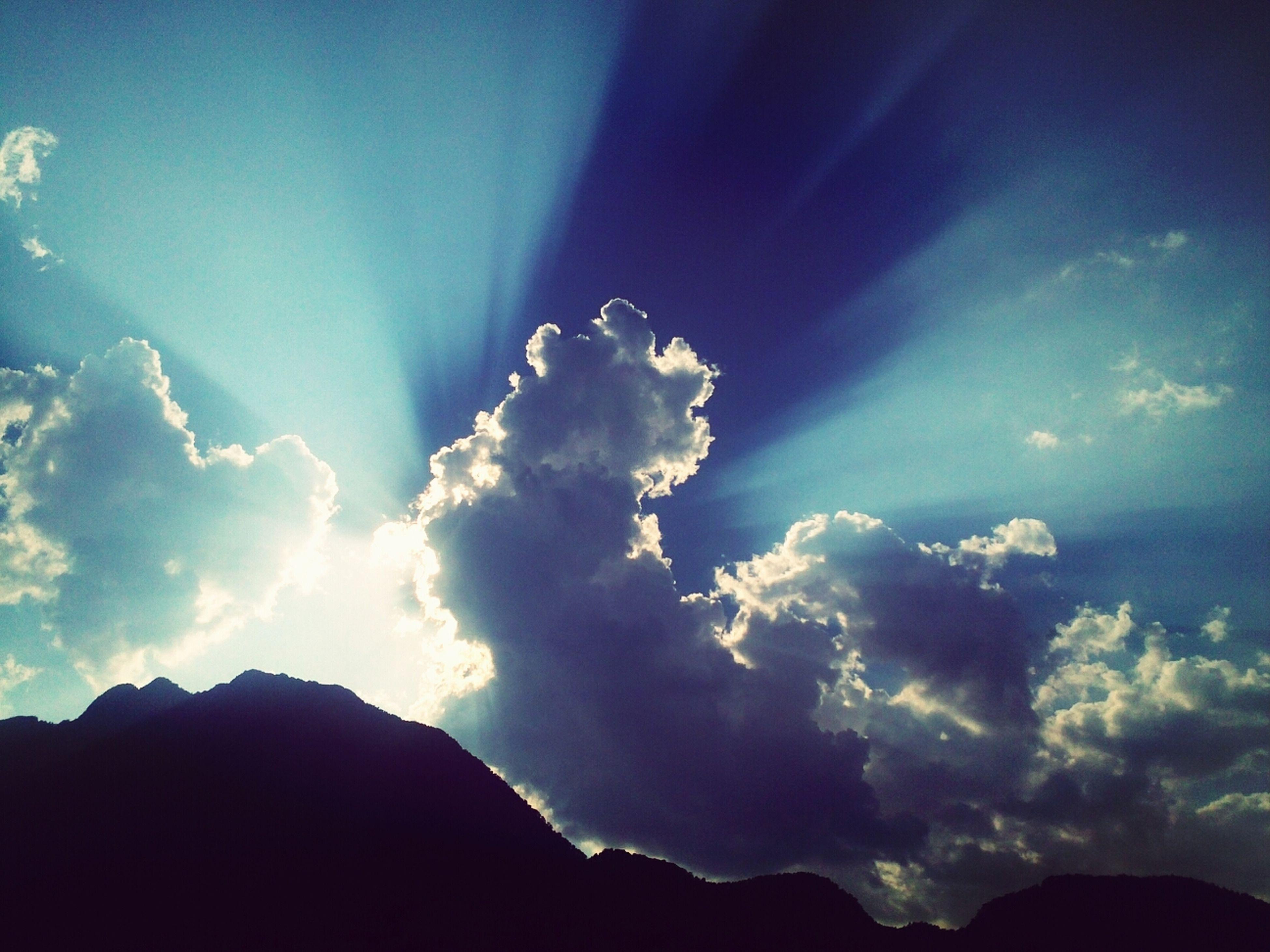Turkey Kemergoynuk Sky And Clouds