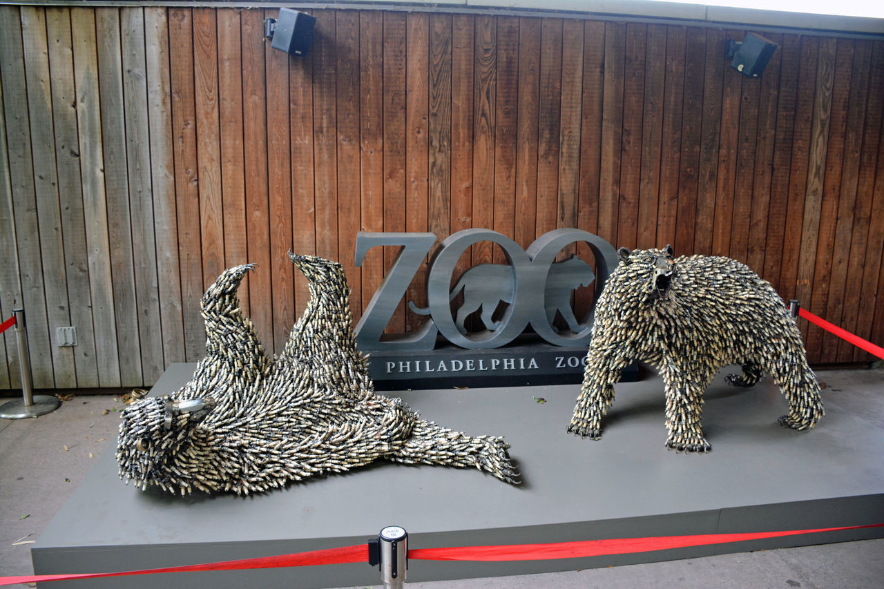 34th & Girard Big Cats Curiosity Near Nearby Phi-Love-delphia The Wild Zoology