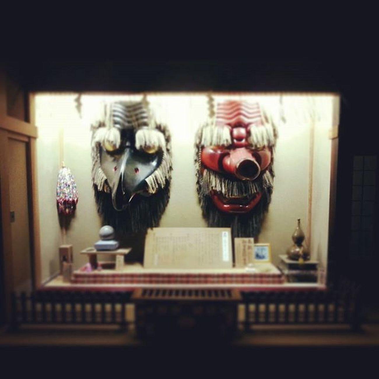 烏天狗 様は 今日 も 鋭い 面持ち 眼光 眼力 Tengu Japan Japanesecustom Japanesecustoms Nippon Hideoutworks Hideout