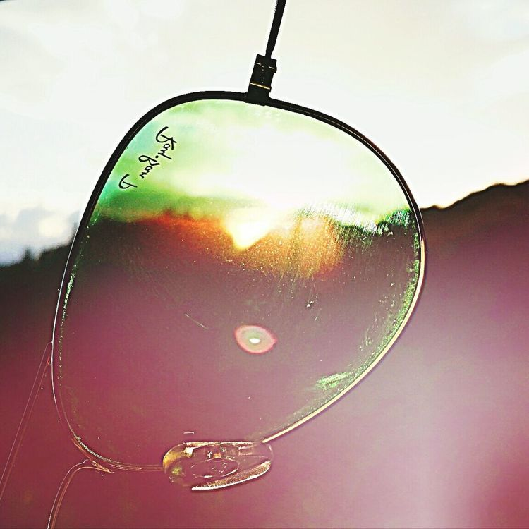 Raybansunglasses Rayban Gafas De Sol  Atardecer First Eyeem Photo