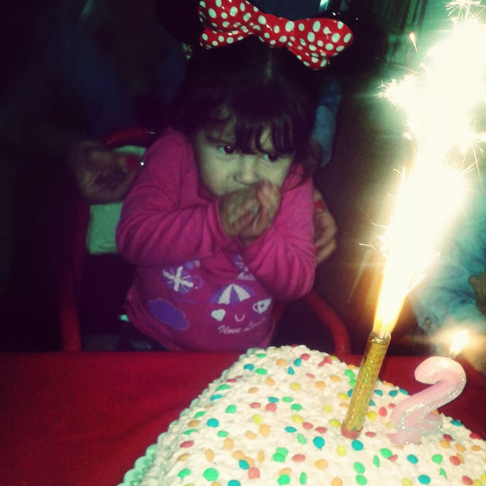 Birthdaygirl Beautiful ♥ Cousing Baby