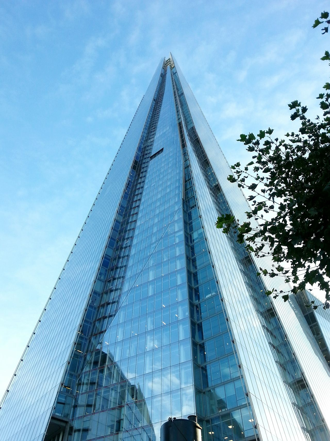 The Shard, London Sky Architecture City Built Structure England, UK Photo Photography Building