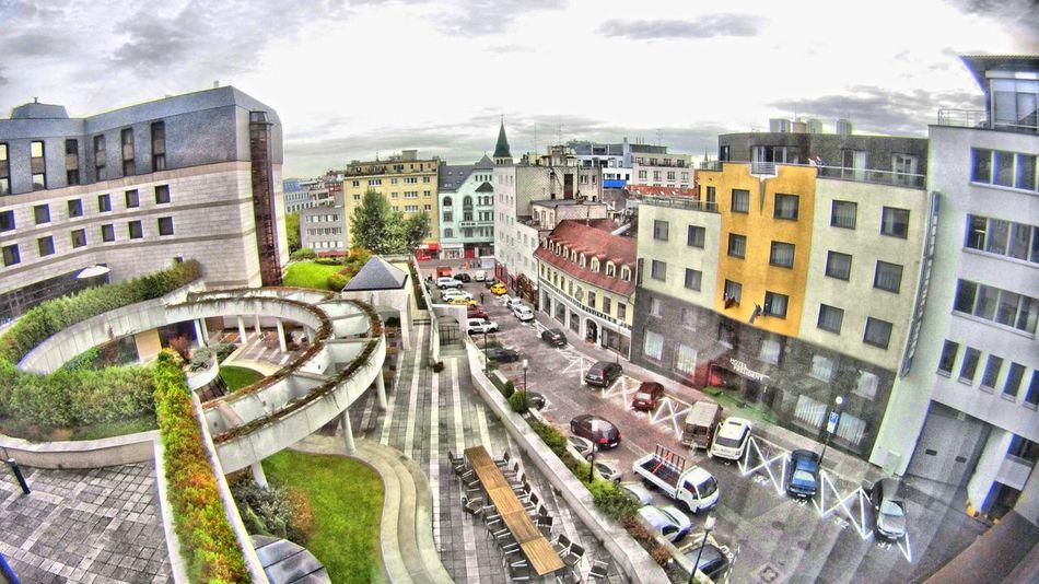 Bratislava Autumn Colors