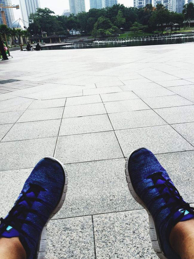 Selamat Pagi Kuala Lumpur. Kuala Lumpur Nikerunning