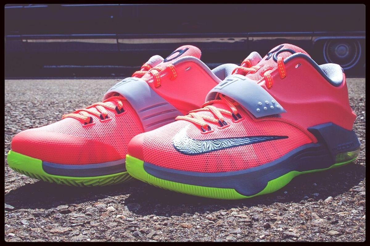 Ma new shoes