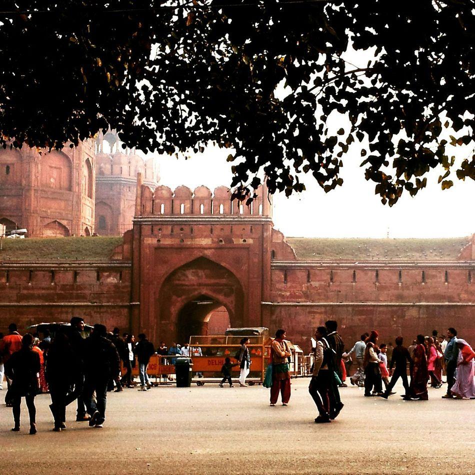 Redfort Olddelhi Delhi India Architecture Incredible India Historical Monuments Travel Stories Tourist_spot 2013 Delhi Diary