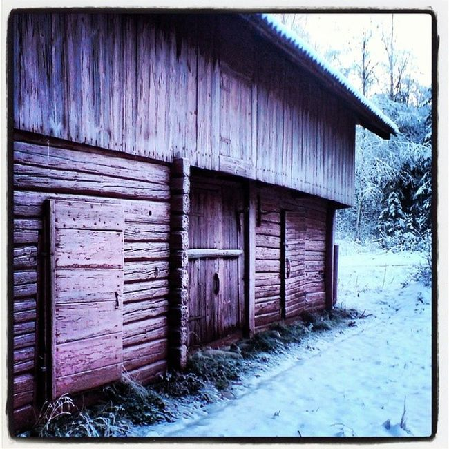 Instadalarna Leksand Dalarna Dalsberget Stillhet Vinter Hjortnäs