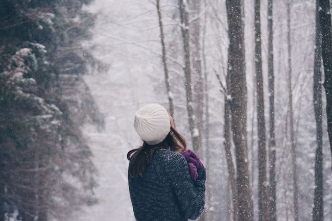 Taking Photos People Eye4photography  Getting Inspired Snowing Nature Landscape People Photography New Year Around The World