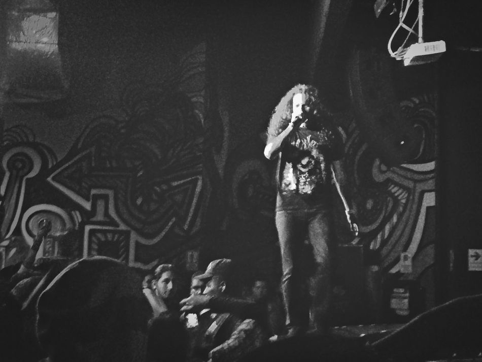 Masacre | Peruvian rockband Music Rocking Out Concert Taking Photos