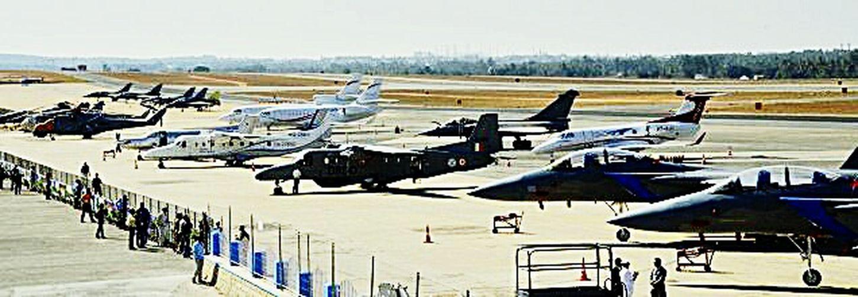 Aero india all set bangluru...First Eyeem Photo