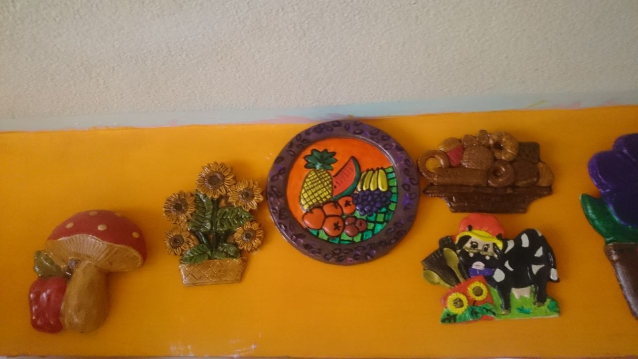 Mexican Kitchen's Wall