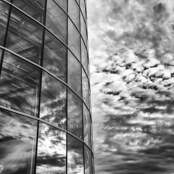 Architecture Architecture_bw Urban Geometry Black And White Monochrome