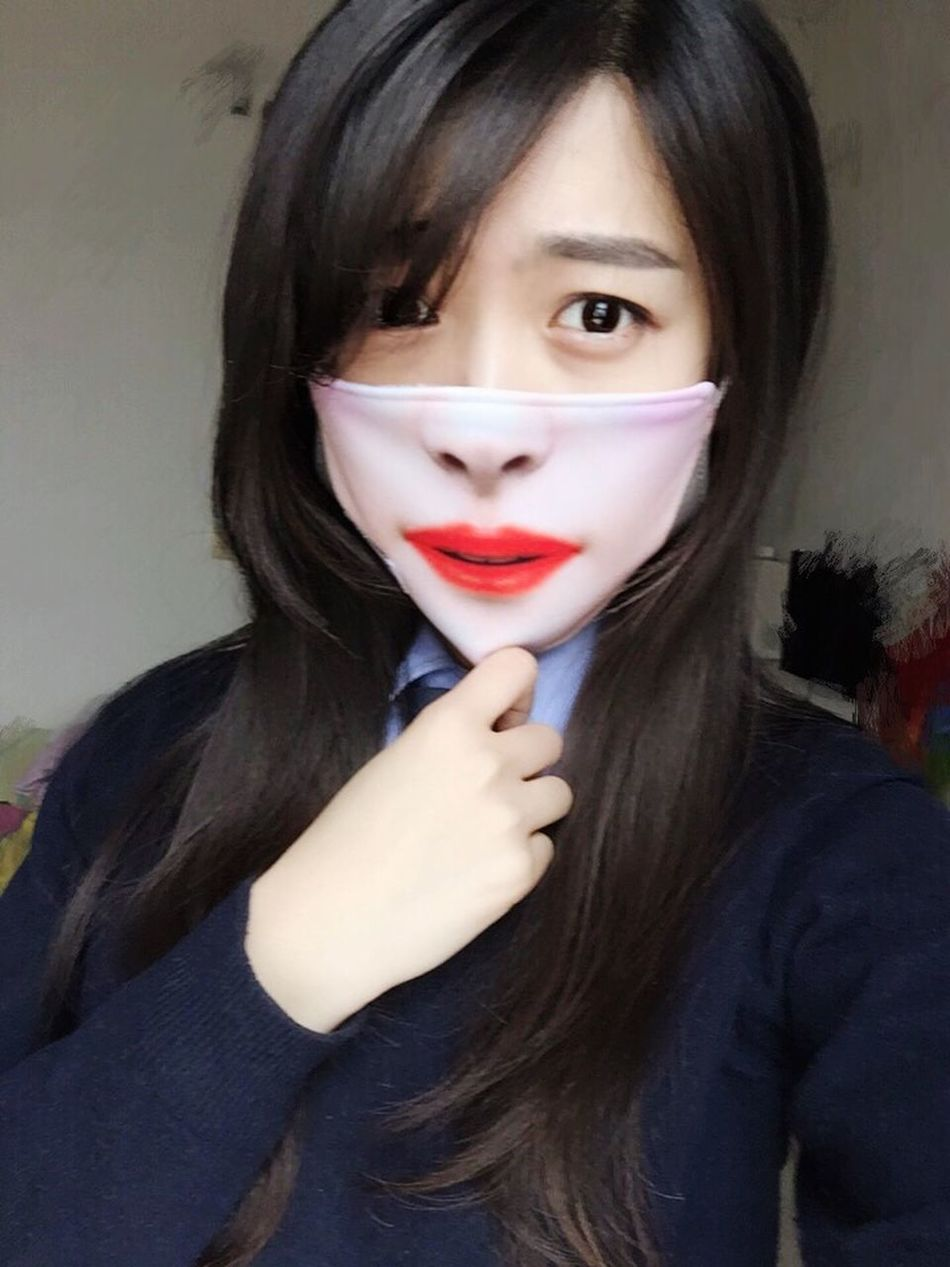 Breathing Mask Today's Hot Look
