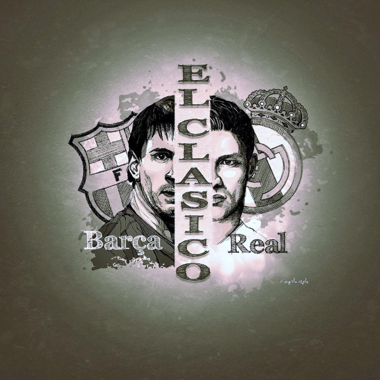 Elclassico2015 Ronaldofan Realfan Halamadrid