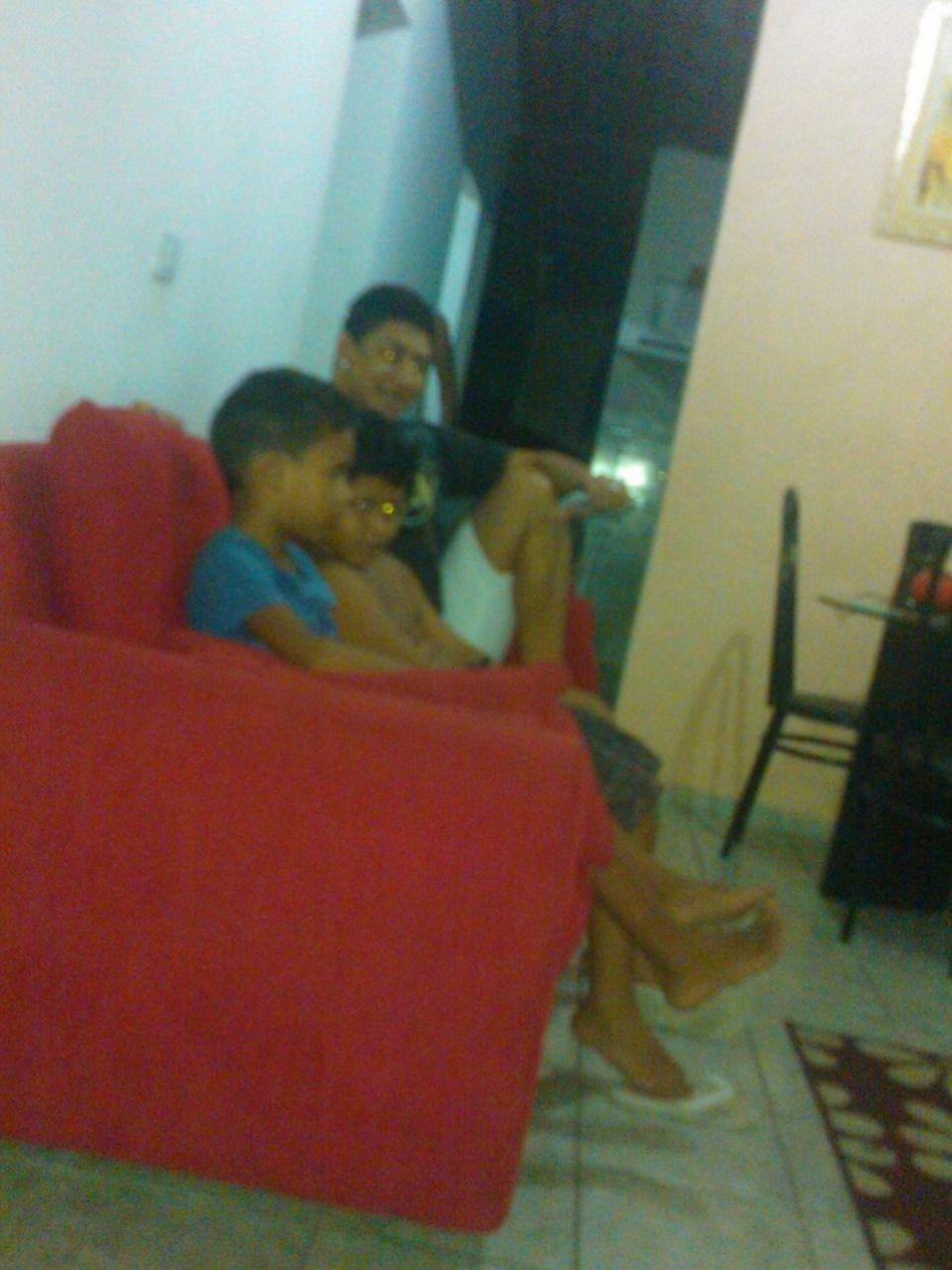 Aki Vendo Tv Com Eles ...