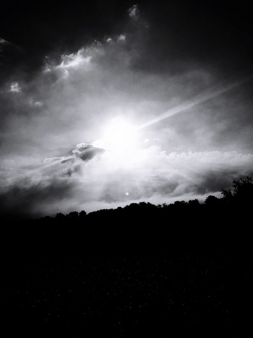 Check This Out Black And White Sky Sky Porn Clouds And Sky Sunrise Country Fields