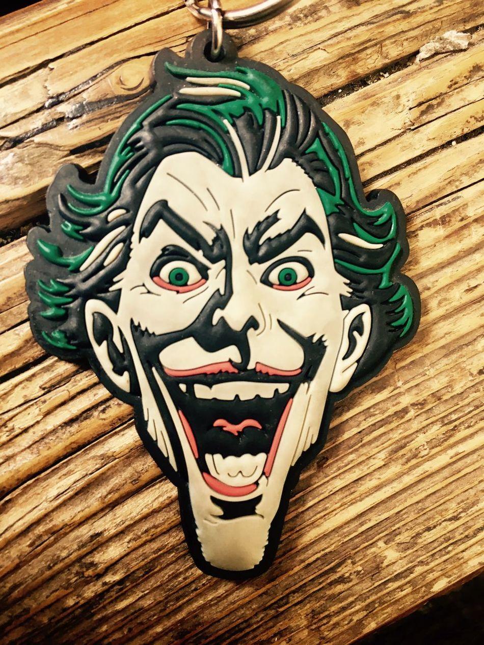whysoserious? Joker Jokersmile Keychain First Eyeem Photo