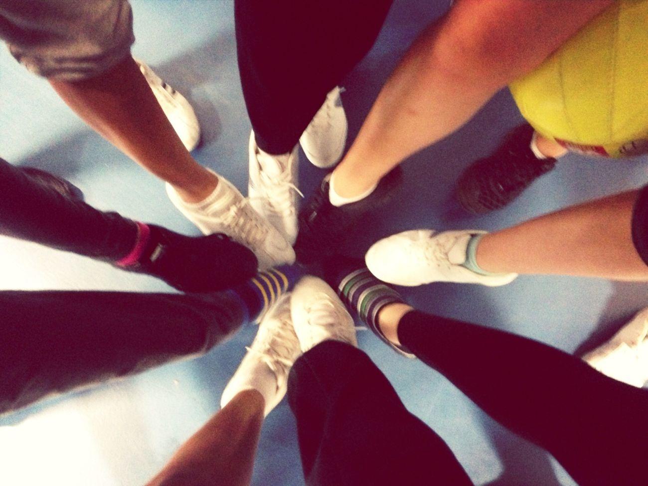 After Cheer Practice